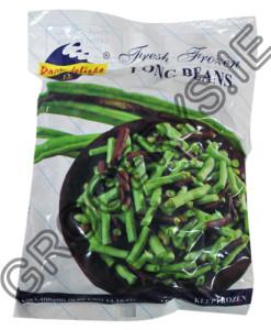 fresh frozen_long beans_400g