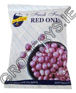 fresh frozen_red onion_400g