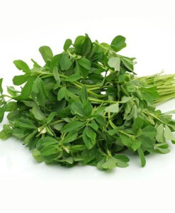 methi-leaves