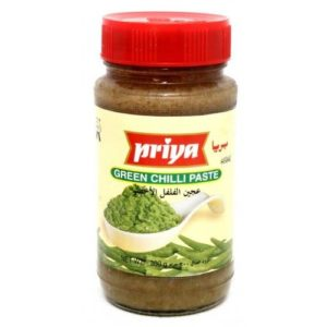 priya-green-chilli-paste-ireland