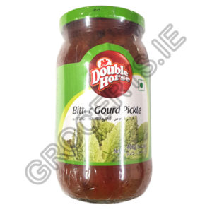 double horse_bitter gourd pickle_400g