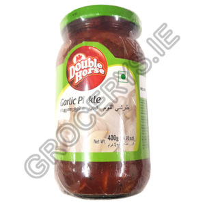 double horse_garlic pickle_400g