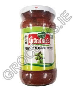 grandma's_tenos mango pickle