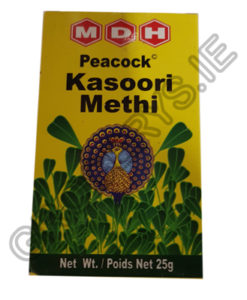 mdh_peacock kasoori methi_25g