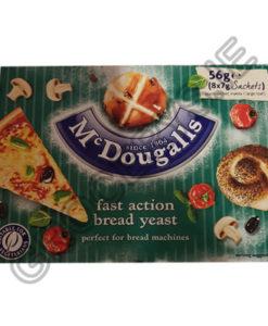 m'douglls_fast action bread yeast_56g