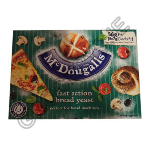 m'douglls_fast action bread yeast_56g