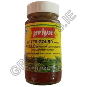 priya_bitter gourd karela pickle_300g