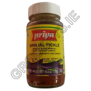 priya_brinjal pickle_300g
