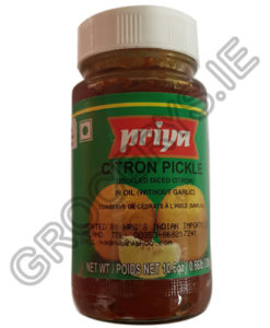 priya_citron pickle_300g