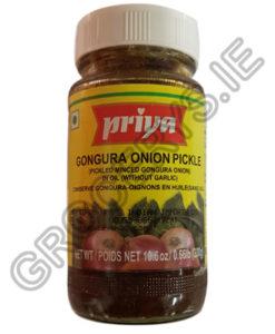 priya_gongura onion pickle_300g