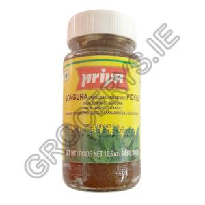 priya_gongura pickle_300g