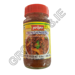 priya_non veg curry masala paste_300g