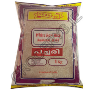 shankar_white raw rice_1kg