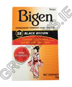 bigen_black brown_6g