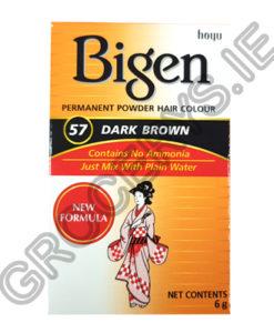 bigen_dark brown_6g