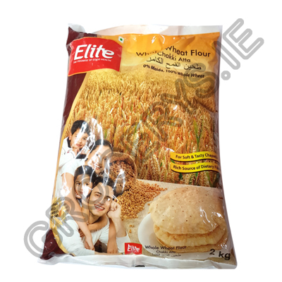 elite_whole wheat flour_2kg