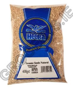heera_sesame seeds natural_400g