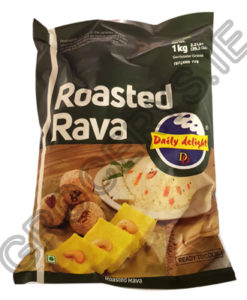 daily delight_roasted rava_1kg