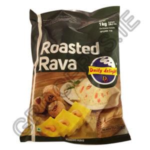daily delight_roasted rava_1kg